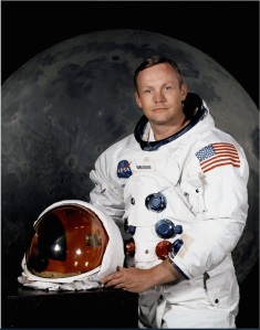 Neil Armstrong, July 1, 1969