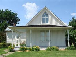 American Gothic House Eldon, Iowa